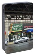 Central Camera On Wabash Ave  Portable Battery Charger