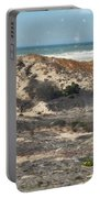 Central Coast Sand Dunes Portable Battery Charger