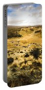 Central Highlands Of Tasmania Portable Battery Charger