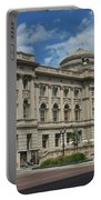 Central Library Milwaukee Full View Portable Battery Charger