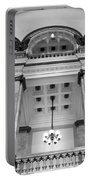 Central Library Milwaukee Interior Bw Portable Battery Charger
