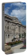 Central Library Milwaukee Street View Portable Battery Charger