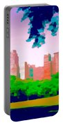 Central Park Portable Battery Charger