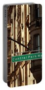 Central Park West Portable Battery Charger
