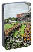 Ceremonial Running Of The Baylor Line Portable Battery Charger