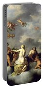 Ceres Bacchus Venus And Cupid  Portable Battery Charger