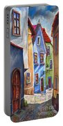 Cesky Krumlov Old Street Portable Battery Charger