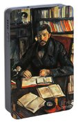 Cezanne: Geffroy, 1895-96 Portable Battery Charger