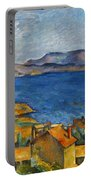 Cezanne Marseilles 1886-90 Portable Battery Charger