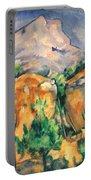 Cezanne: Sainte-victoire Portable Battery Charger