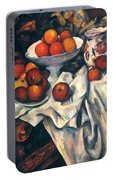 Cezanne: Still Life, C1899 Portable Battery Charger