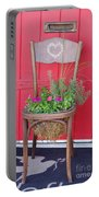 Chair Planter Portable Battery Charger