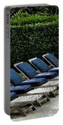 Chairs Of The Deck Portable Battery Charger