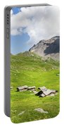 Chalets De Clapeyto # II - French Alps Portable Battery Charger