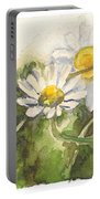 Chamomile  Portable Battery Charger