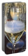 Champagne Celebration Portable Battery Charger