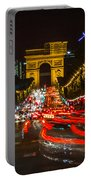 Champs Elysees Portable Battery Charger