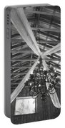 Chandelier In The Rafters Portable Battery Charger