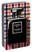 Chanel Coco Noir-pa-kao-ma2 Portable Battery Charger