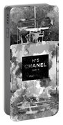 Chanel No. 5 Dark Portable Battery Charger