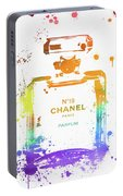 Chanel Number Nineteen Portable Battery Charger