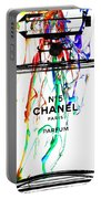 Chanel No. 5 White Portable Battery Charger