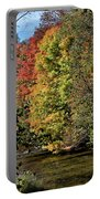 Changing Colours Of The Fall Portable Battery Charger