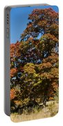 Changing Maple Colors Portable Battery Charger