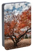 Changing Of Seasons Portable Battery Charger