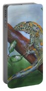 Channel Islands Night Lizard Portable Battery Charger