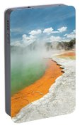 Champagne Pool Portable Battery Charger