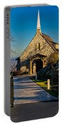 Chapel At Glassy Portable Battery Charger