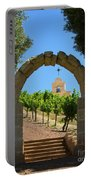 Chapel Hill Vineyard Portable Battery Charger