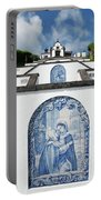 Chapel In The Azores Portable Battery Charger