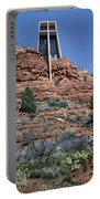 Chapel Of The Holy Cross - Arizona Portable Battery Charger