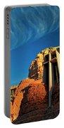 Chapel Of The Holy Cross, Sedona, Arizona Portable Battery Charger