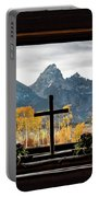 Chapel Of The Transfiguration Portable Battery Charger
