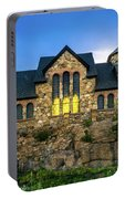 Chapel On The Rock Portable Battery Charger