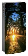Chapel Sunset Portable Battery Charger