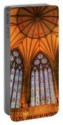 Chapter House York Minster Portable Battery Charger