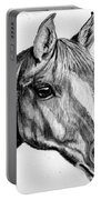 Charcoal Horse Portable Battery Charger