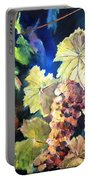 Chardonnay Vines Portable Battery Charger