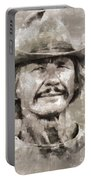 Charles Bronson, Actor Portable Battery Charger