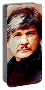 Charles Bronson, Movie Legend Portable Battery Charger
