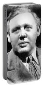 Charles Laughton Vintage Actor Portable Battery Charger