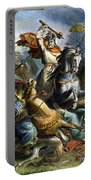 Charles Martel (c688-741) Portable Battery Charger