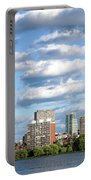 Charles River Cloud Stack Boston Ma Portable Battery Charger