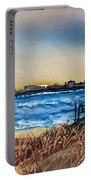 Charleston At Sunset Portable Battery Charger