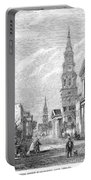 Charleston: Church, 1861 Portable Battery Charger
