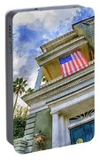 Charleston Patriot - Watercolor Portable Battery Charger